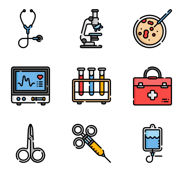 Medicine clipart hospital instrument.  medical equipment icon