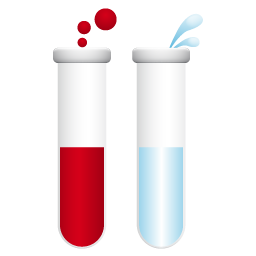 Medical clipart medical test. Tubes icon png image