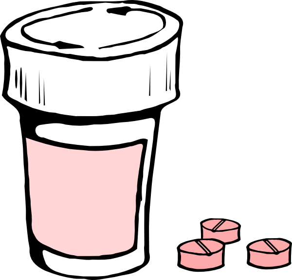 Medication clipart. Pink clip art at