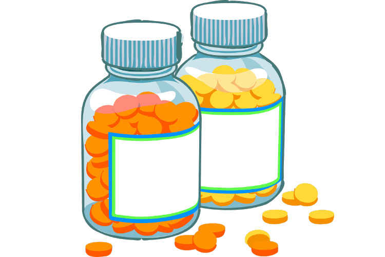 Station . Medication clipart