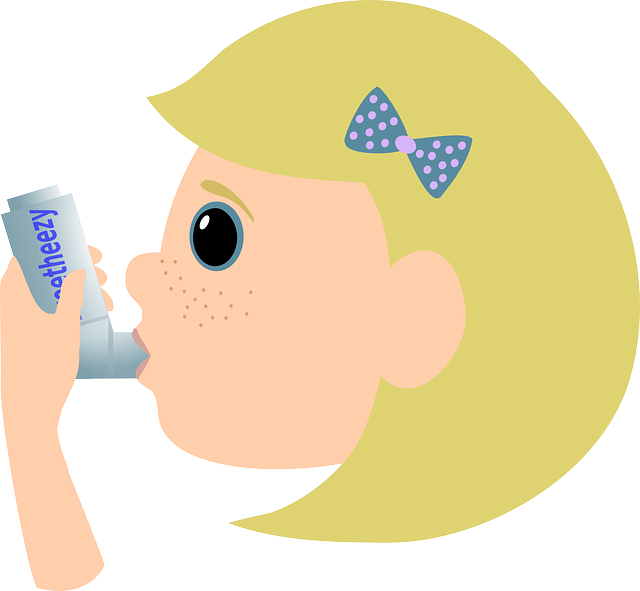 Duplicate inhaled corticosteroids med. Patient clipart patient education