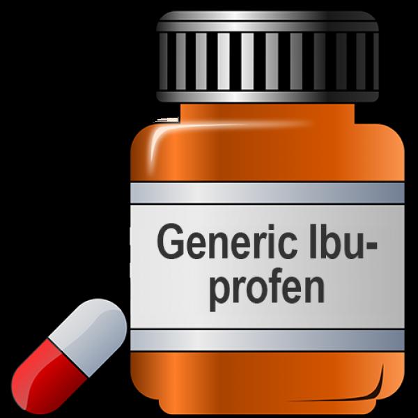 Pill ibuprofen