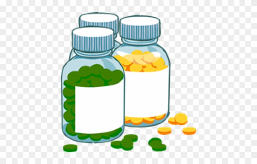 Tablet medicine and journal. Medication clipart medication log