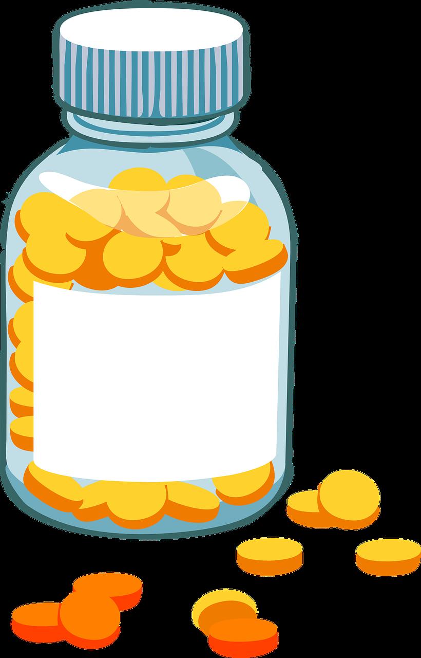 medication clipart medicine jar
