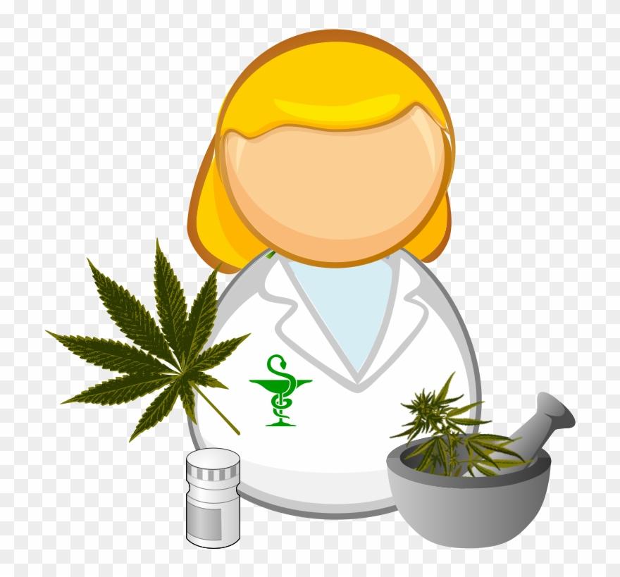 Medication clipart pharmasist. Medical cannabis prescription pharmacist