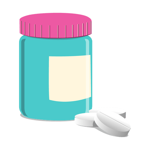 Pharmaceutical pills transparent svg. Medicine bottle png