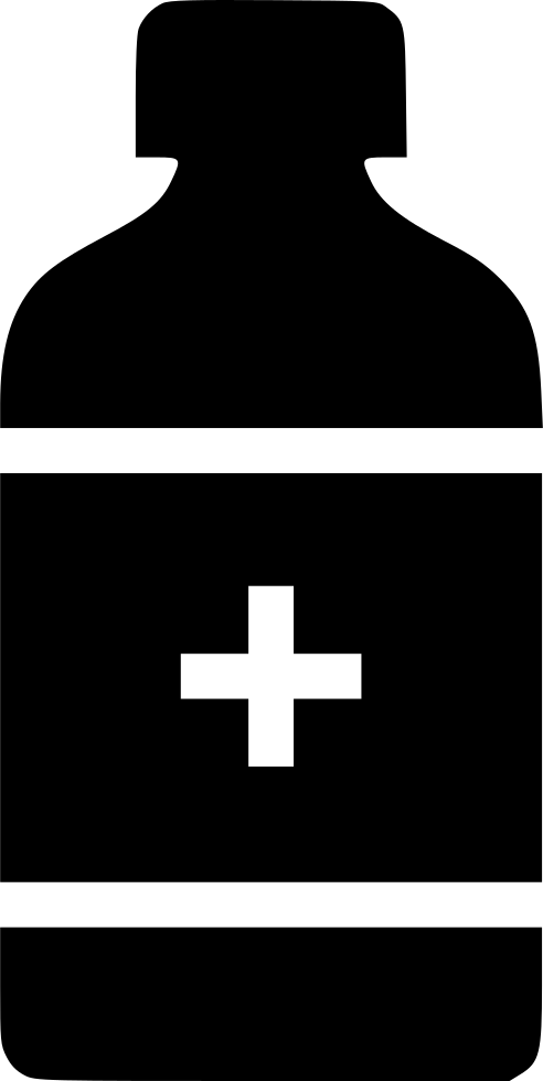 Medicine bottle png. Svg icon free download