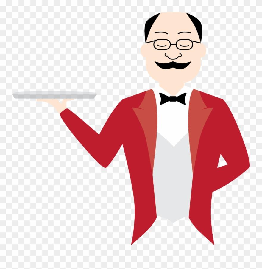 Academy of physical butler. Medicine clipart english