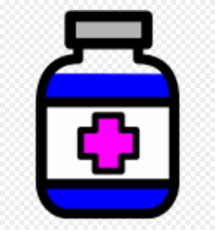 Bottle pencil and in. Medicine clipart liquid medicine