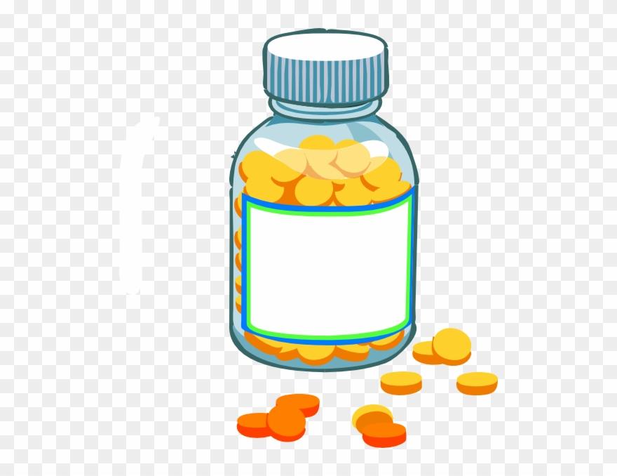 Transparent background png download. Syringe clipart pill bottle