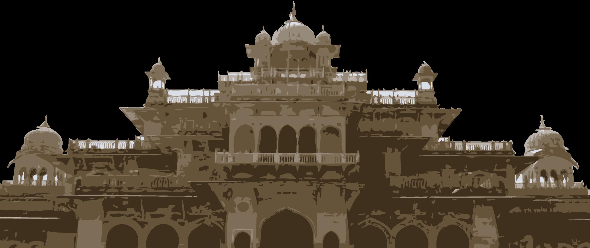 Palace clipart transparent.