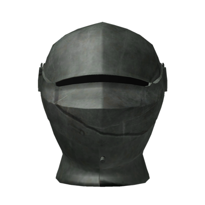 Knight roblox. Medieval helmet png