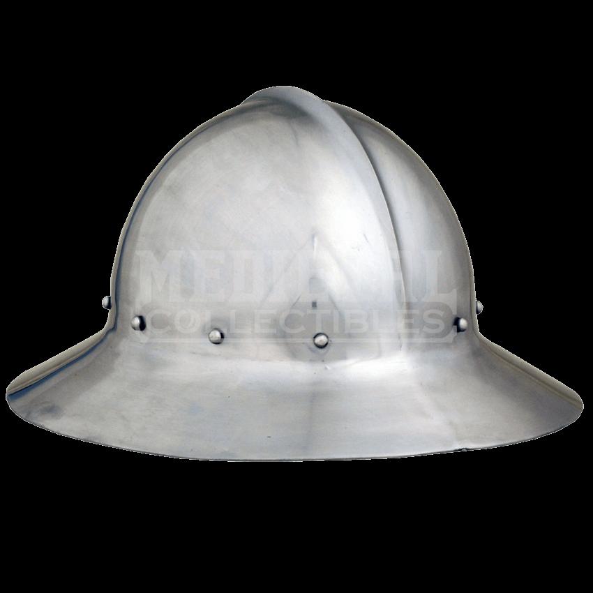 Foot soldiers kettle ah. Medieval helmet png
