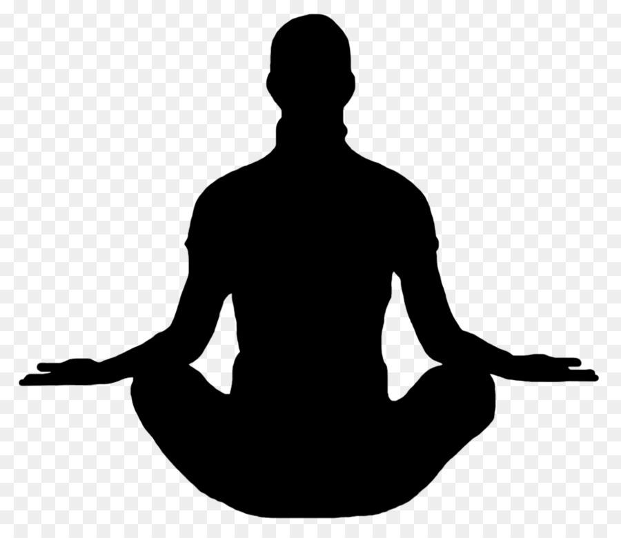 Meditation clipart. Yoga asana yogi clip