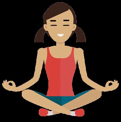 Download free png transparent. Meditation clipart