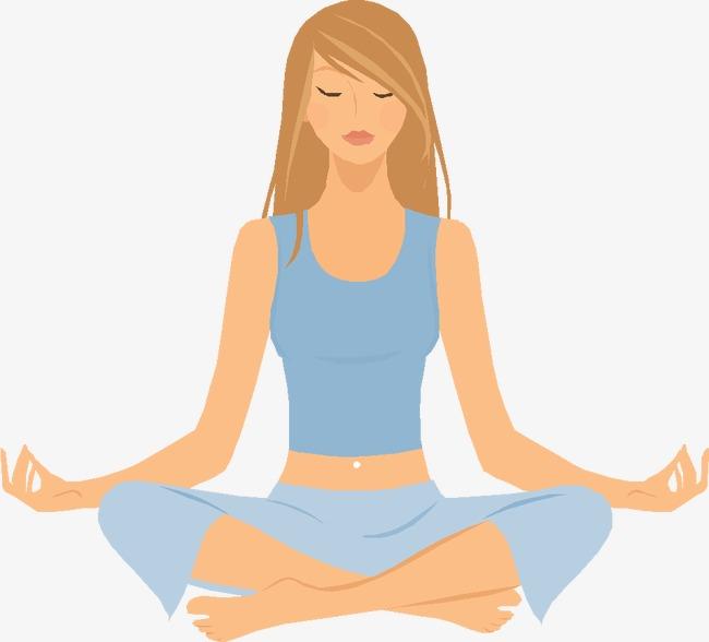 Meditate practice yoga png. Meditation clipart