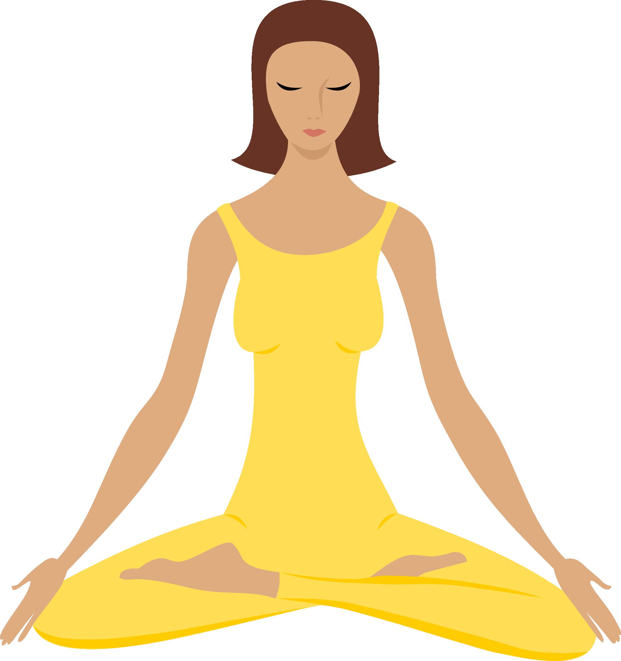 Patience clipart yoga. Meditation free