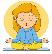 Meditation clipart. Search results for clip