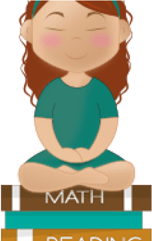 Meditation clipart calm student. Download relaxing