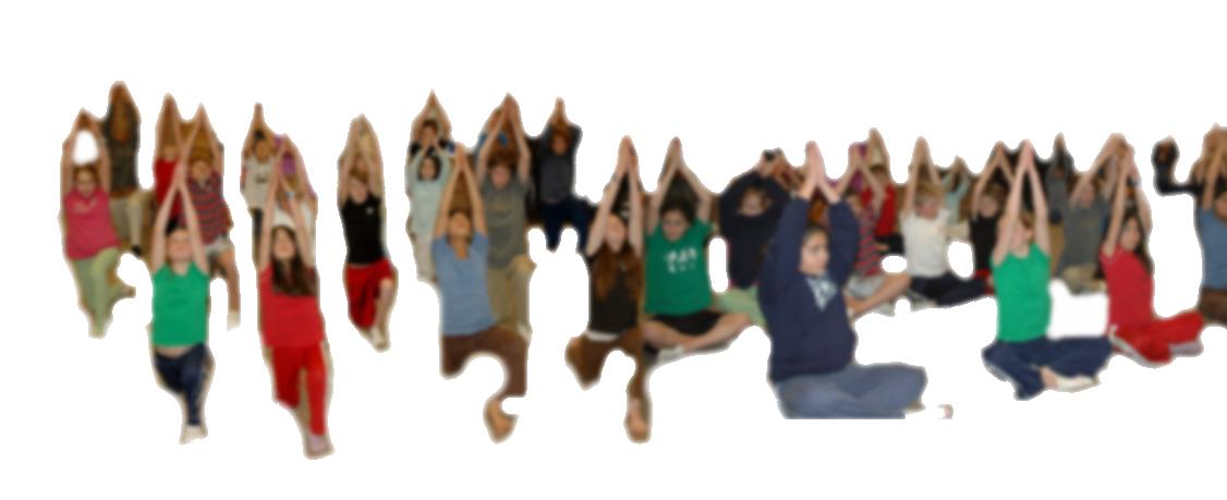 Calming kids teaches yoga. Meditation clipart calm student