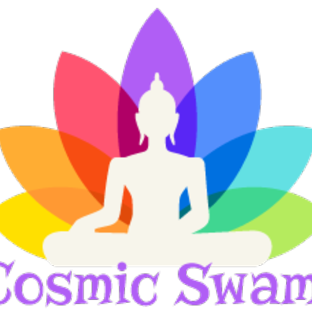 Meditation clipart feng shui. Cosmic swami on vimeo