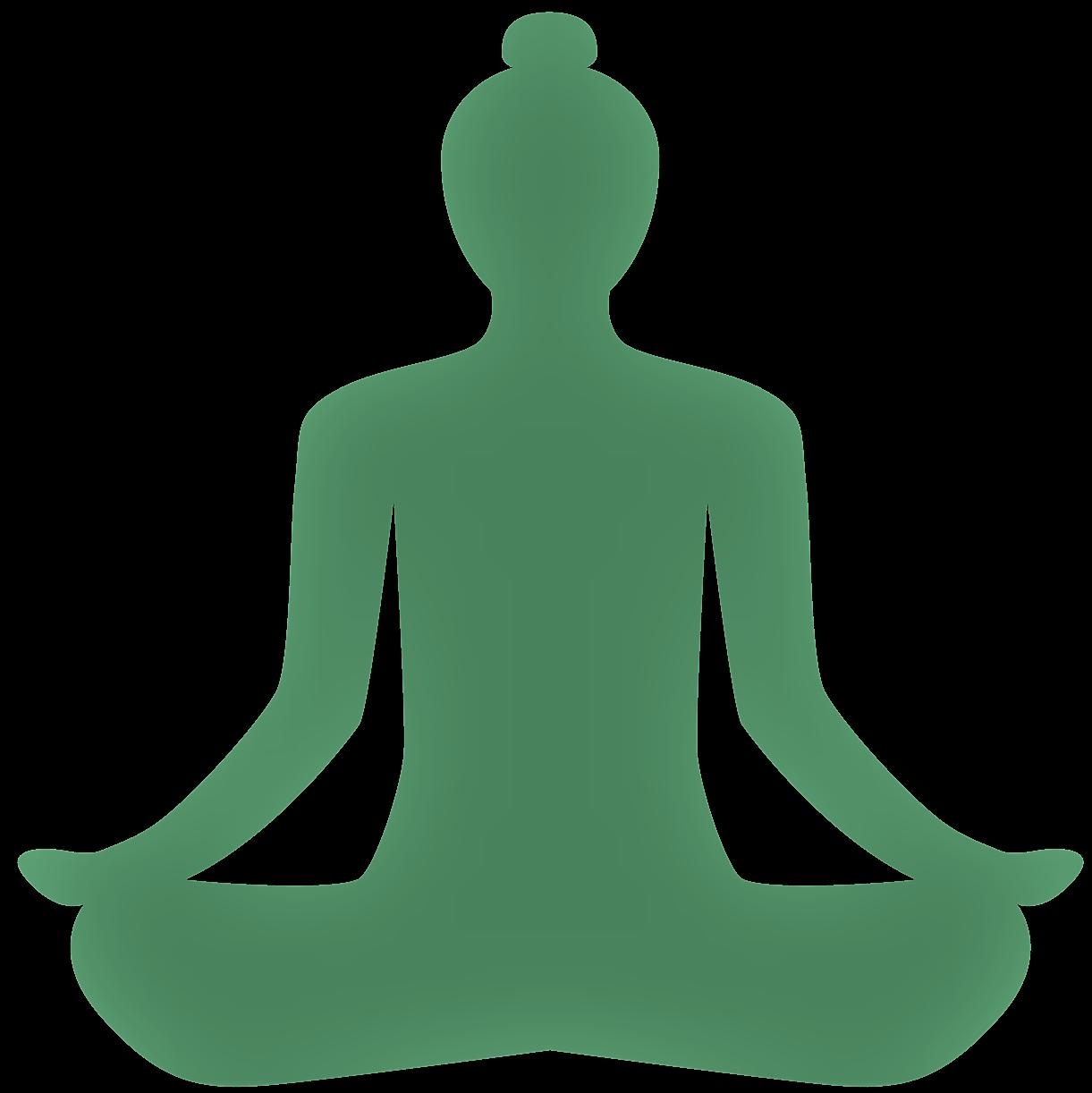 Meditation clipart gassho, Meditation gassho Transparent ...