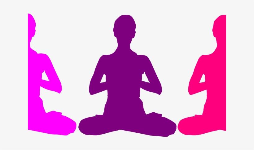 Meditation clipart power yoga. Poses gambar background