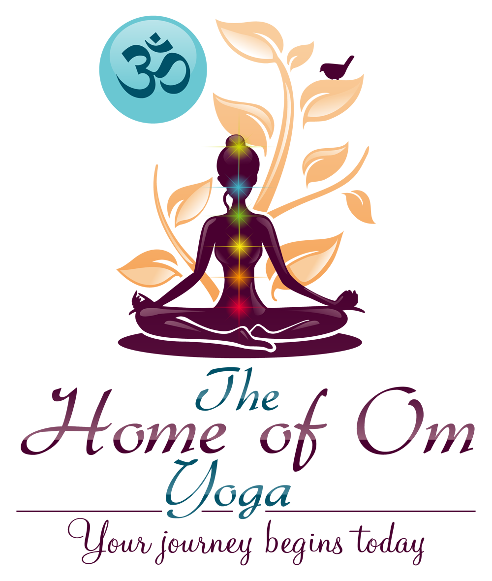 The home of om. Meditation clipart power yoga
