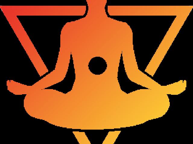 Meditation clipart power yoga. Png download