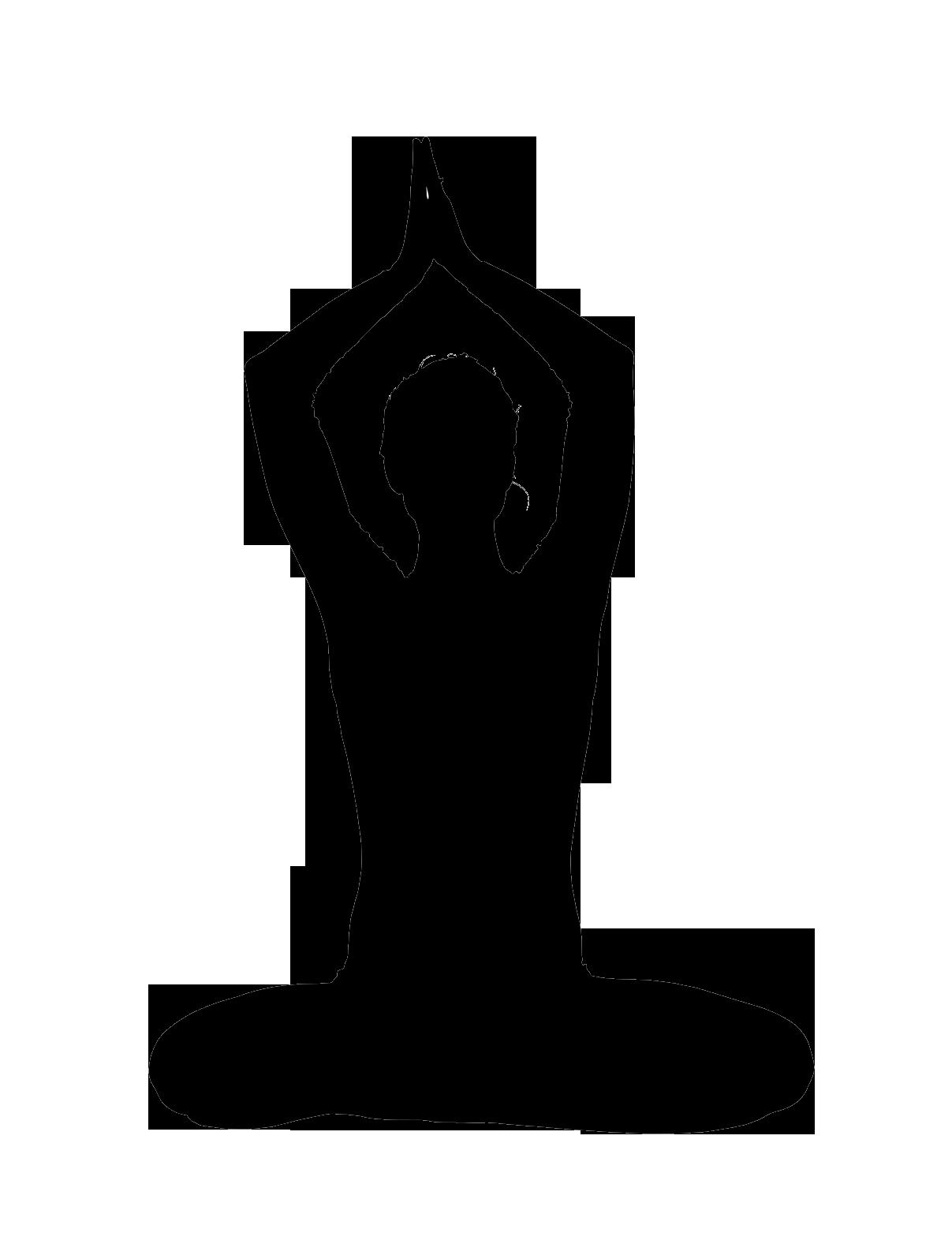 Patience clipart yoga. Moksha wikipedia moka is