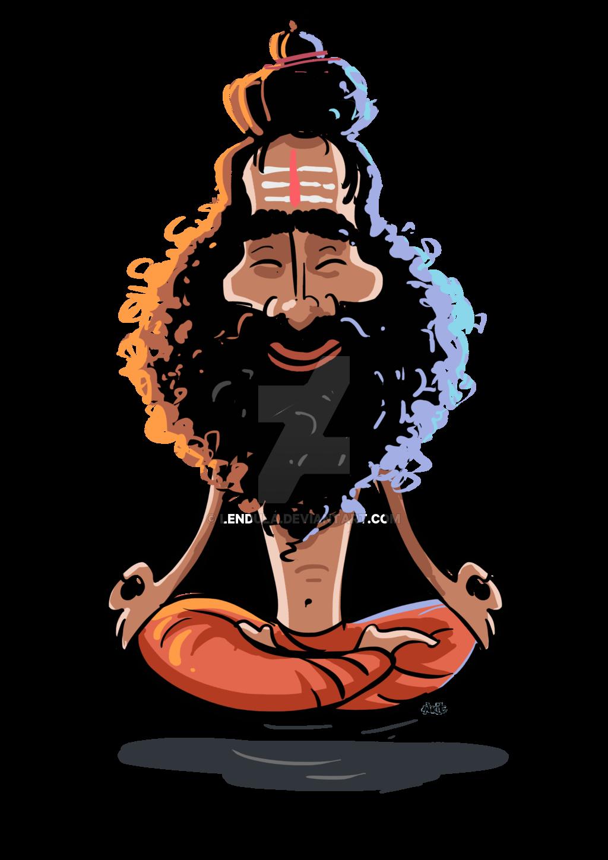 Meditation sadhu