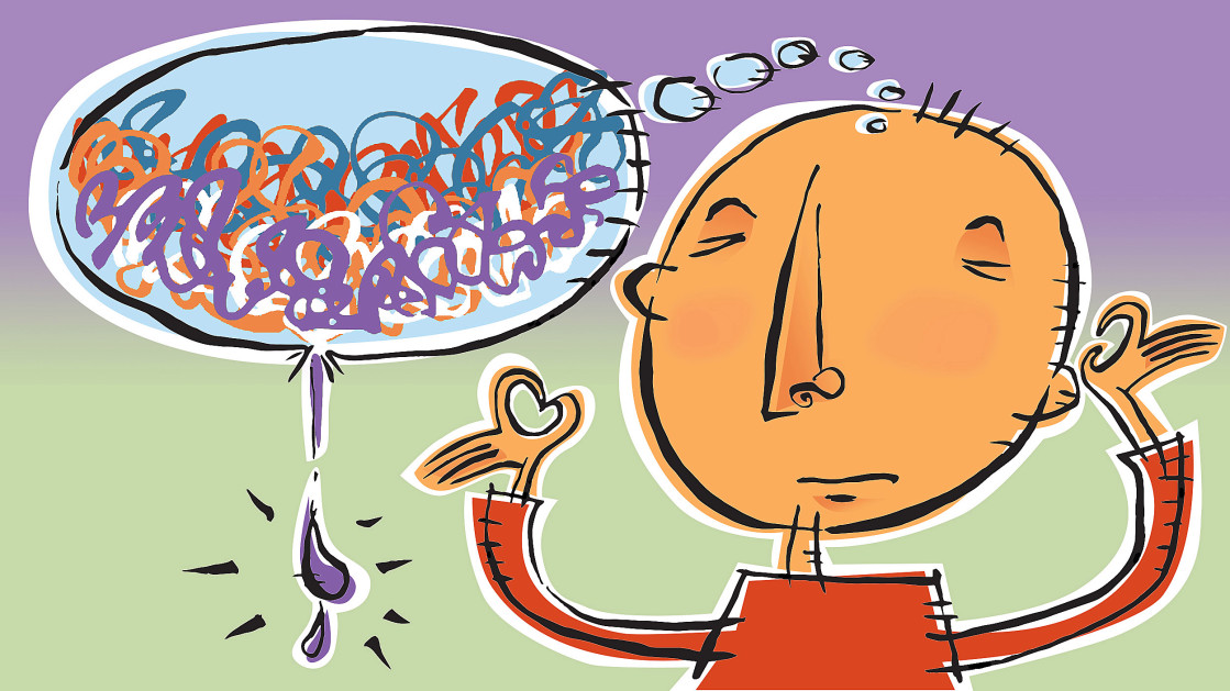 Meditation clipart self control. Less stress clearer thoughts