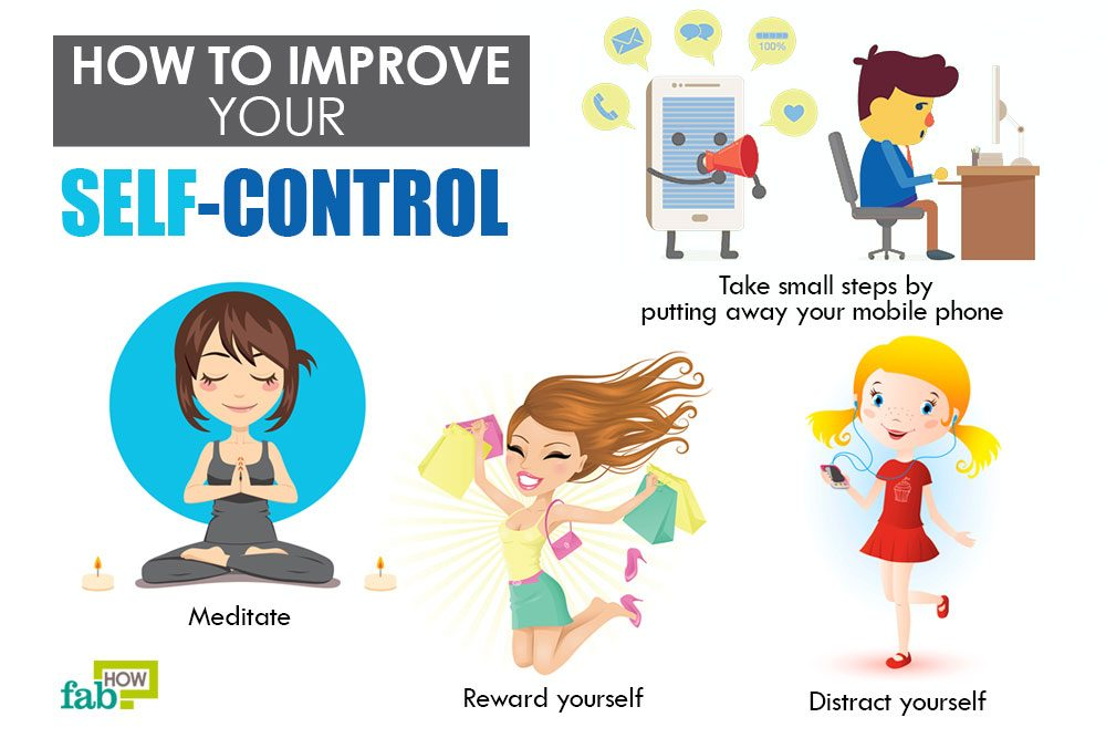 How to boost your. Meditation clipart self control