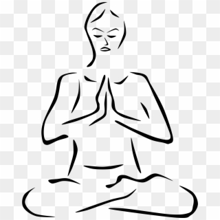 Meditation clipart spiritual health. Png images free transparent