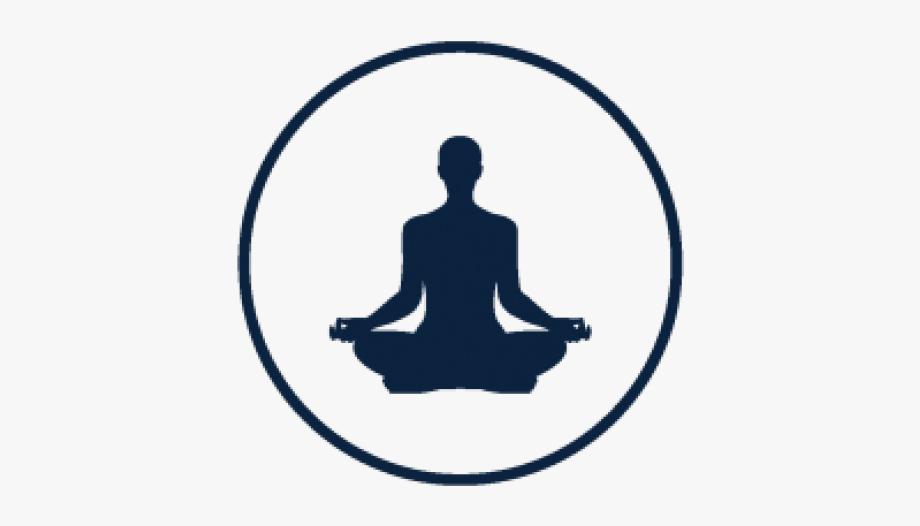 Religion icon simple . Meditation clipart spiritual wellness