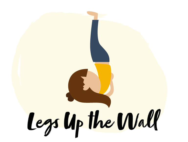 Calming yoga poses for. Stress clipart body