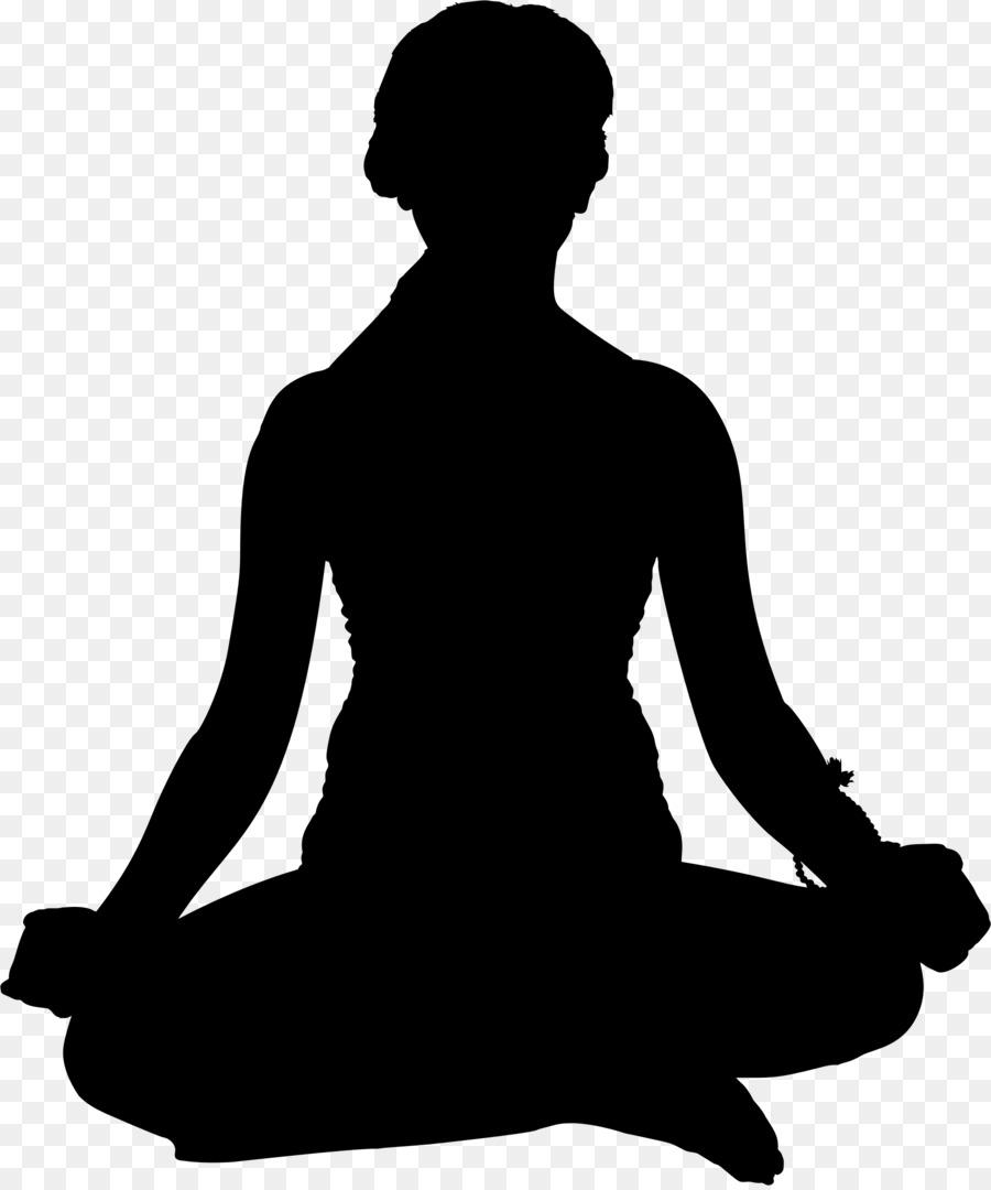 Yoga background transparent clip. Meditation clipart yaga