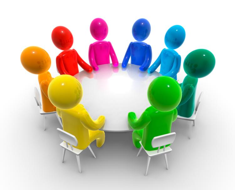 Discussion clipart group conflict. Free meeting cliparts download