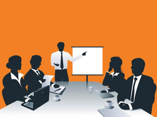 Free download clip art. Meeting clipart corporation