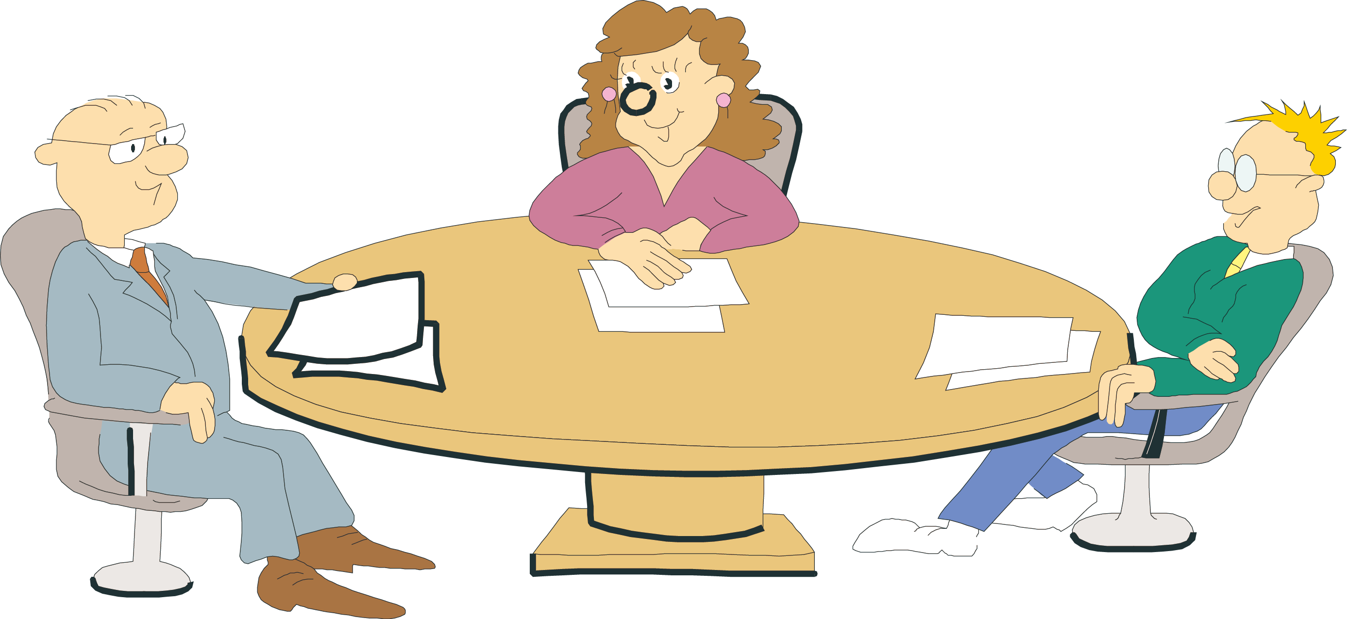 Meeting clipart meeting room. Animation clip art a