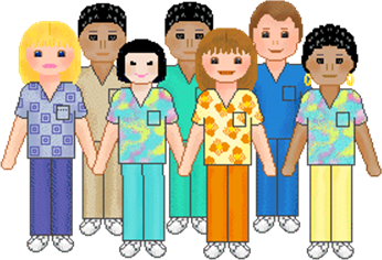 Nursing clipart nursing staff. Nurse meeting clip art