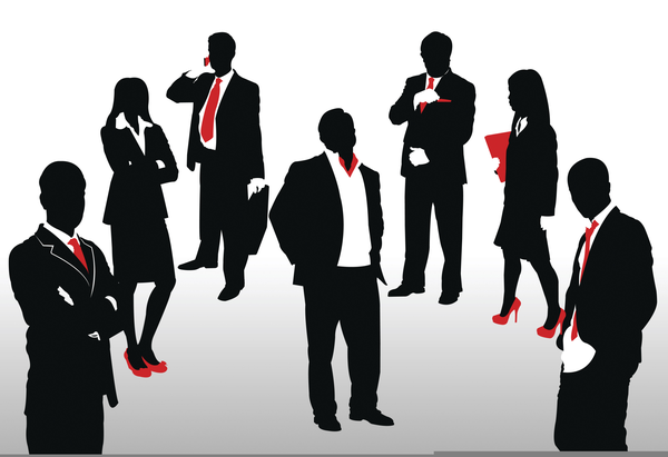 Meeting clipart official. People free images at