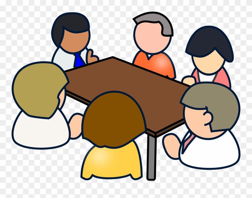 Diverse by j p. Meeting clipart progress