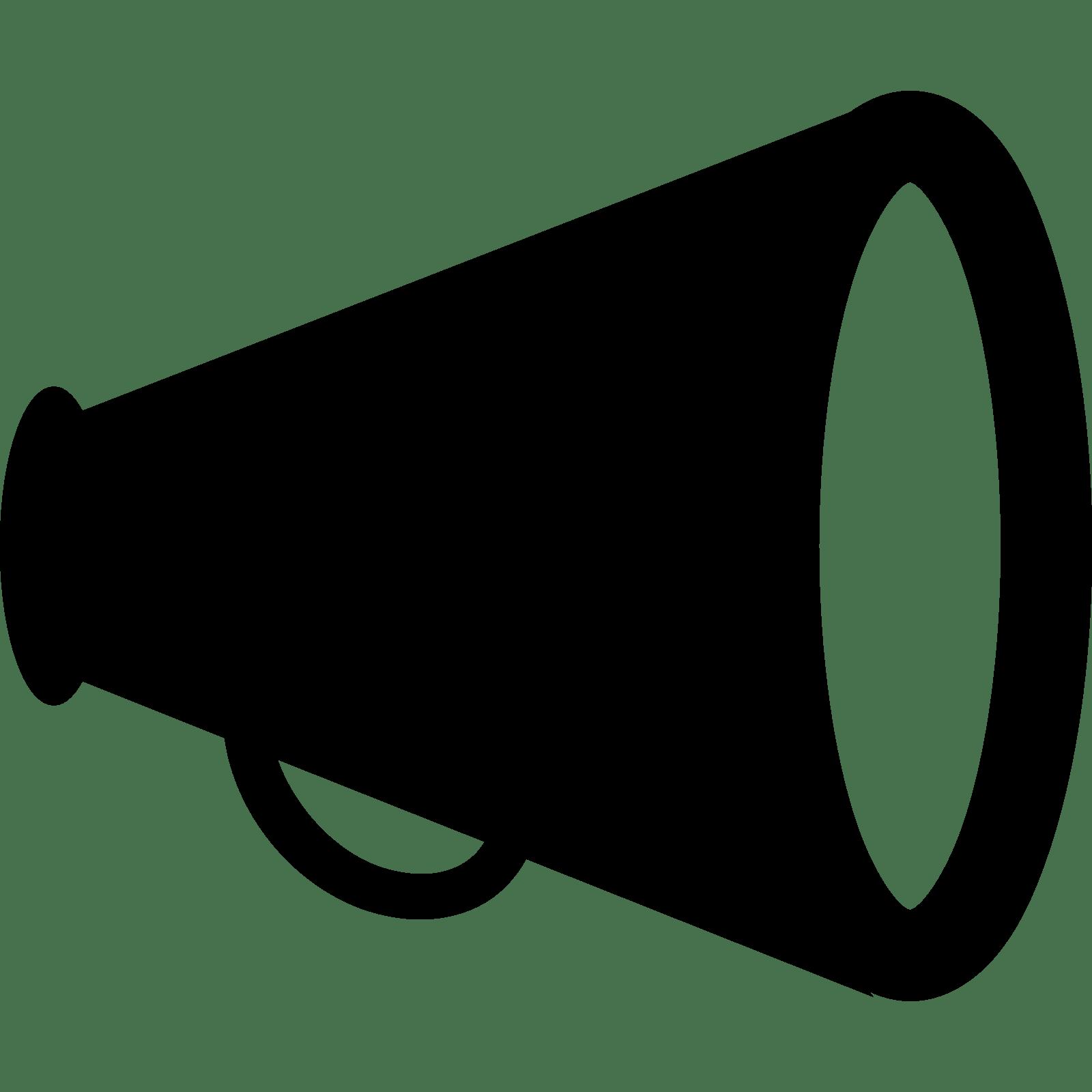 Free png announcement transparent. Megaphone clipart annoucement