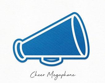 Megaphone Clipart Svg Megaphone Svg Transparent Free For Download On Webstockreview 2020