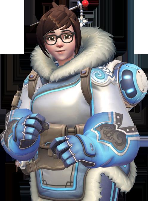 Image portrait wiki fandom. Mei overwatch png