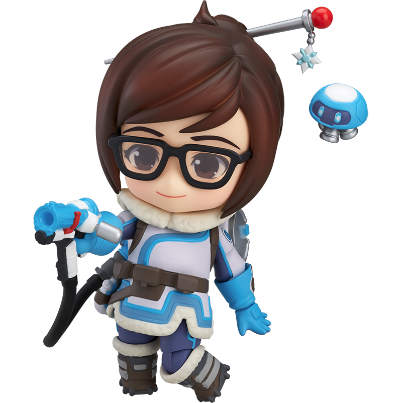 Mei overwatch png. Nendoroid classic skin edition