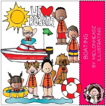 Boating clip art . Melonheadz clipart boat