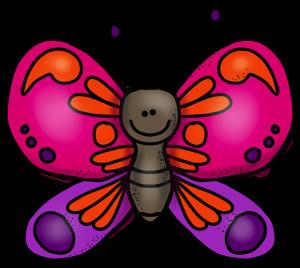 Image result for teacherspayteachers. Melonheadz clipart butterfly