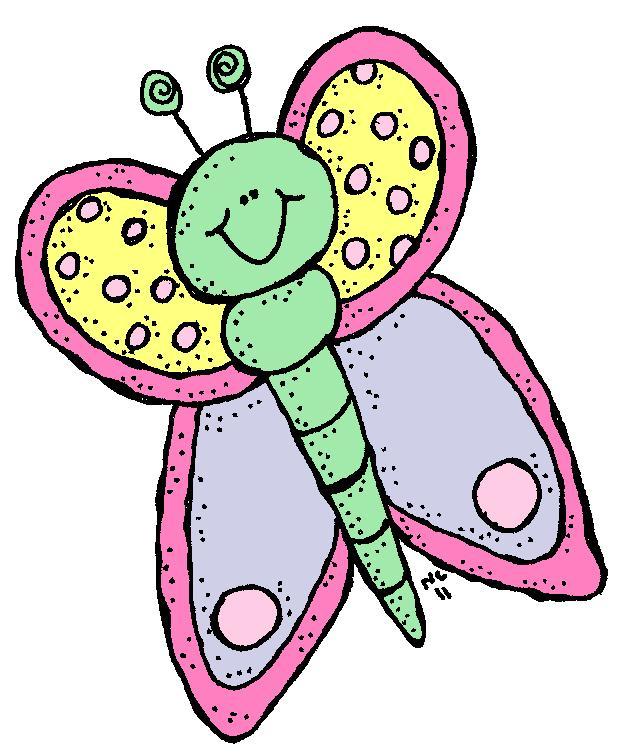 Melonheadz clipart butterfly. Butterflies